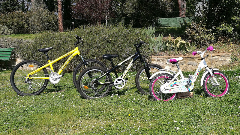 Bianchi bikes for young people